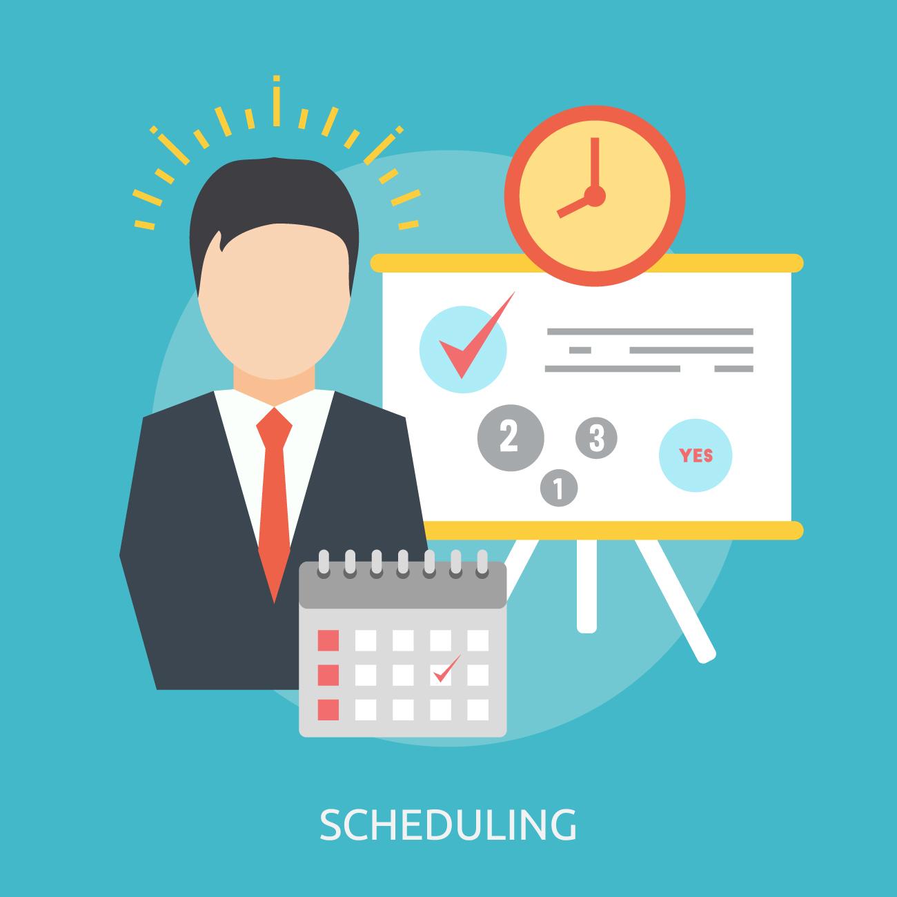 Jadwal Bimbingan dan Konsultasi